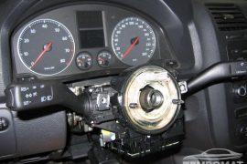 Volkswagen Golf 5 2006 – Tempomat beszerelés