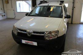 Dacia Duster 2013 – Tempomat beszerelés (AP900)