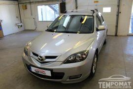 Mazda 3 2008 – Tempomat beszerelés (AP500)