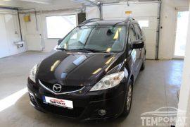 Mazda 5 2009 – Tempomat beszerelés (AP300)