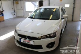 Mitsubishi Lancer 2016 – Tempomat beszerelés (AP900Ci)
