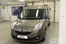 Opel Combo 2017 – Tempomat beszerelés (AP900Ci, gyári kezelő)