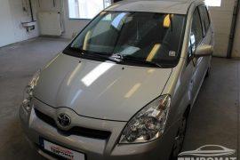 Toyota Corolla Verso 2007 – Tempomat beszerelés (AP900)