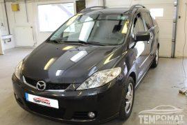 Mazda 5 2005 – Tempomat beszerelés (AP500)