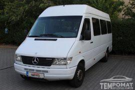Mercedes-Benz Sprinter (903) 1997 – Tempomat beszerelés