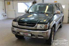 Toyota Hilux 2002 – Tempomat beszerelés (AP900)