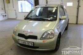 Toyota Yaris 2002 – Tempomat beszerelés (AP500)