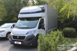 Fiat Ducato 2017 – Tempomat beszerelés (AP900Ci)