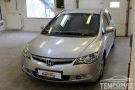 Honda Civic 2004 – Tempomat beszerelés (AP900)
