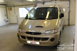 Hyundai H1 2002 – Tempomat beszerelés (AP900)