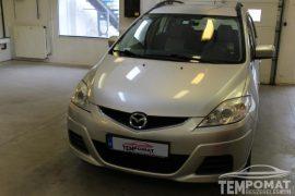 Mazda 5 2009 – Tempomat beszerelés (AP900)