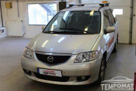 Mazda MPV 2003 – Tempomat beszerelés (AP900)