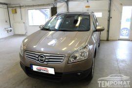 Nissan Qashqai +2 2008 – Tempomat beszerelés (AP900C)