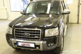 Ford Ranger 2012 – Tempomat beszerelés