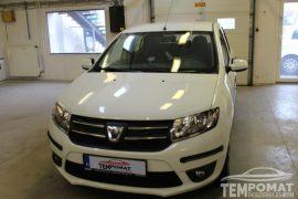 Dacia Sandero 2016 – Tempomat beszerelés