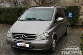 Mercedes-Benz Viano (W639) 2010 – Tempomat beszerelés