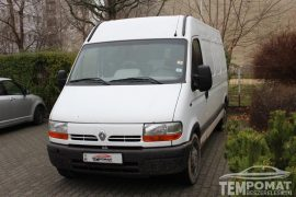 Renault Master 2005  – Tempomat beszerelés