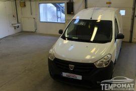 Dacia Dokker 2014 – Tempomat beszerelés
