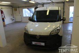 Fiat Doblo 2016 – Tempomat beszerelés