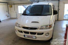 Hyundai H1 2007 – Tempomat beszerelés