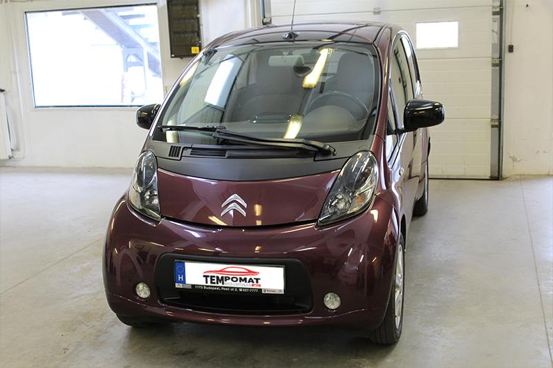 Citroën C-Zero tempomat beszerelés