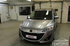 Mazda 5 2010 – Tempomat beszerelés