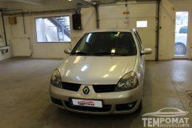 Renault Clio 2007 – Tempomat beszerelés