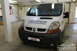 Renault Trafic 2005 – Tempomat beszerelés