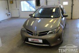 Toyota Auris 2014 – Tempomat beszerelés