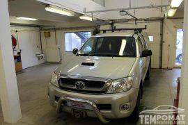 Toyota Hilux 2011 – Tempomat beszerelés