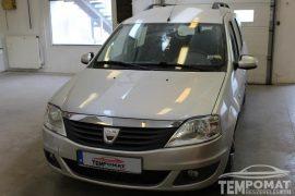Dacia Dokker 2010 – Tempomat beszerelés
