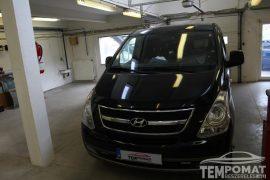 Hyundai H1 2010 – Tempomat beszerelés