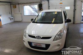Hyundai i20 2010 – Tempomat beszerelés