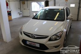 Hyundai i30 2011 – Tempomat beszerelés