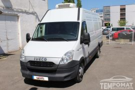 Iveco Daily 2012 – Tempomat beszerelés