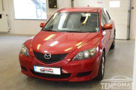 Mazda 3 2004 – Tempomat beszerelés