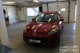 Mazda 3 2009 – Tempomat beszerelés