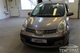 Nissan Note 2006 – Tempomat beszerelés