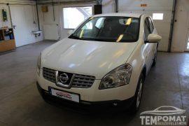 Nissan Qashqai 2008 – Tempomat beszerelés