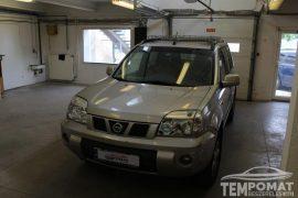 Nissan X-Trail 2005 – Tempomat beszerelés