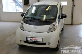 Peugeot iOn 2012 – Tempomat beszerelés