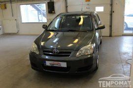 Toyota Corolla 2006 – Tempomat beszerelés