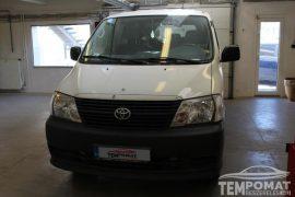 Toyota Hiace 2008 – Tempomat beszerelés