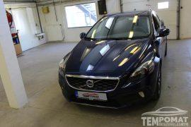 Volvo V40 2015 – Tempomat beszerelés