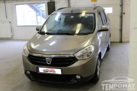 Dacia Lodgy 2012 – Cruise control installation