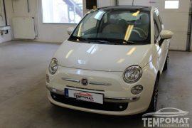 Fiat 500 2015 – Tempomat beszerelés