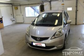 Honda Jazz 2009 – Cruise control installation