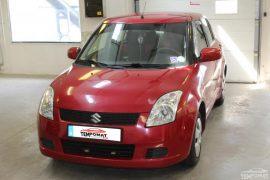 Suzuki Swift 2005 – Tempomat beszerelés