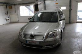 Toyota Avensis 2006 – Tempomat beszerelés