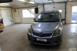 Toyota Verso 2011 – Tempomat beszerelés